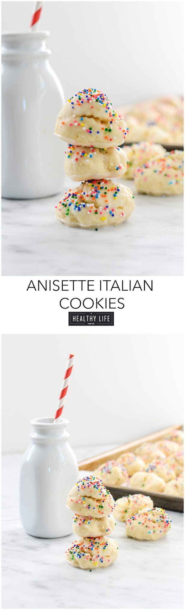 ANISETTE ITALIAN COOKIES A HEALTHY LIFE FOR ME