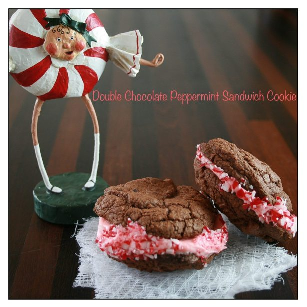 Double Chocolate Peppermint Sandwich