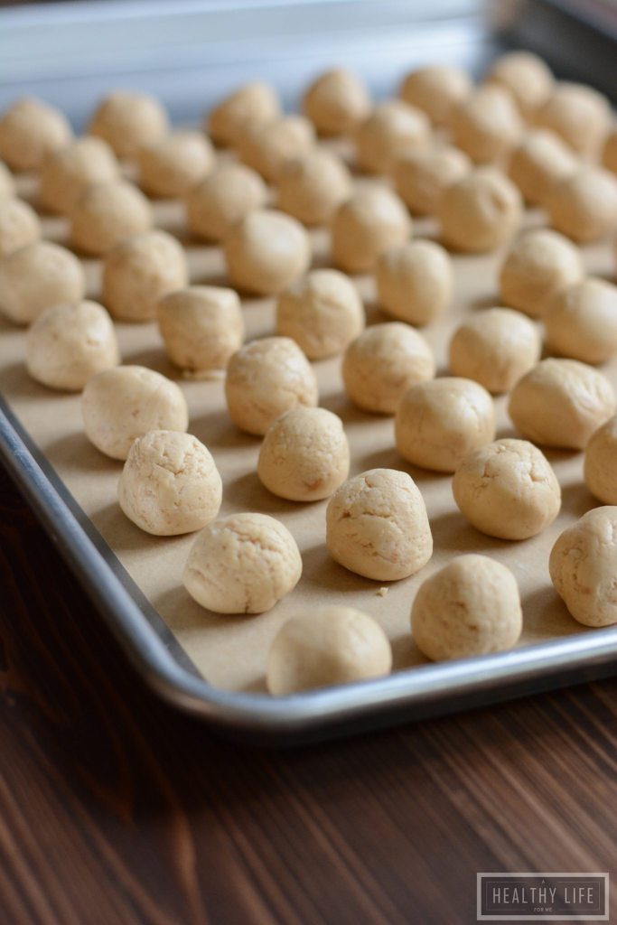 How to Make Buckeyes | ahealthylifeforme.com