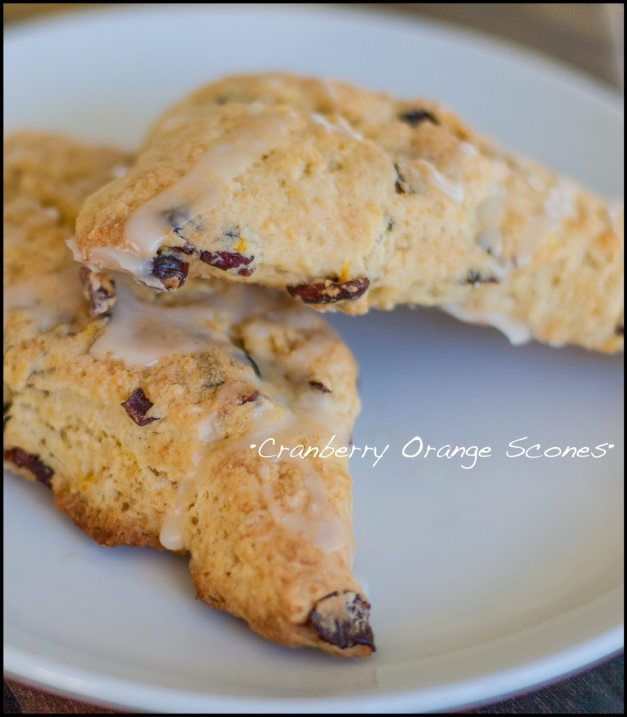 Cranberry Orange Scones2