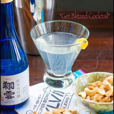 Get Blitzed Cocktail