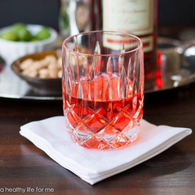 Negroni Cocktail-2