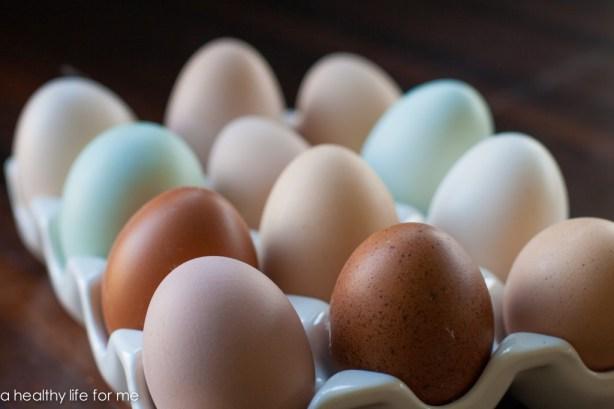 Amy Stafford's Eggs