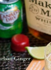 Bourbon-Ginger