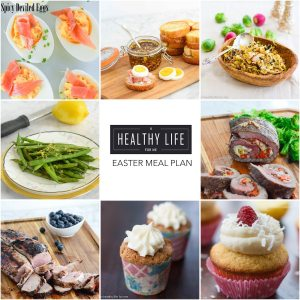 Easter Menu Ideas | ahealthylifeforme.com