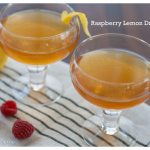 Raspberry Lemon Drop Martini 2