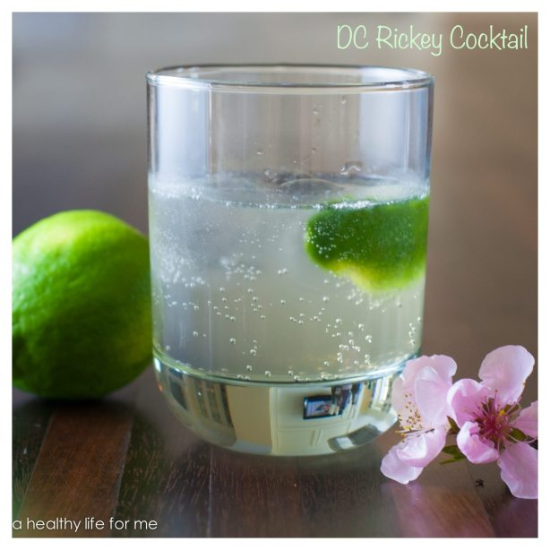DC Rickey Cocktail 2