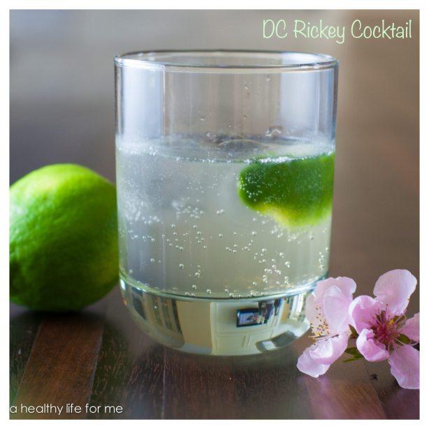 DC Rickey Cocktail 2