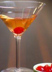 Peach-Martini