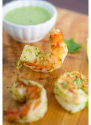 Spicy Green Shrimp2