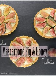 fig tart copy