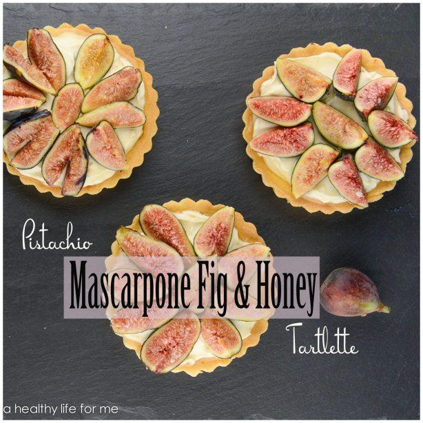fresh figs honey mascarpone