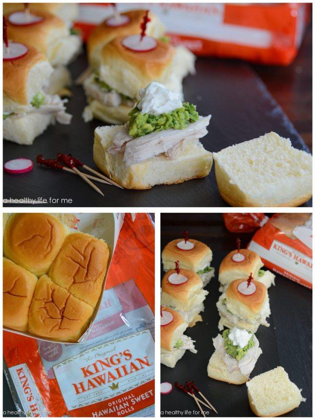 Hawaiian Avocado-Turkey Sandwich 2