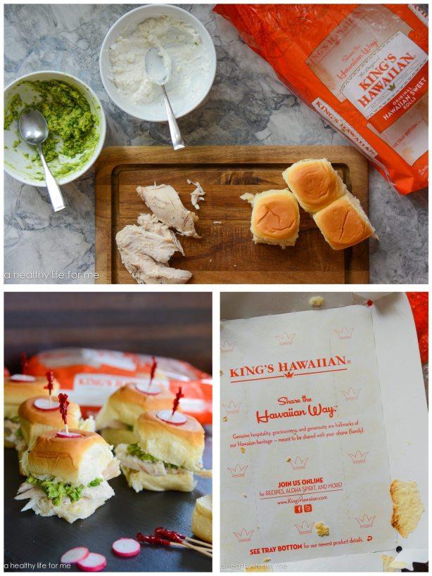 Hawaiian Turkey Sandwich