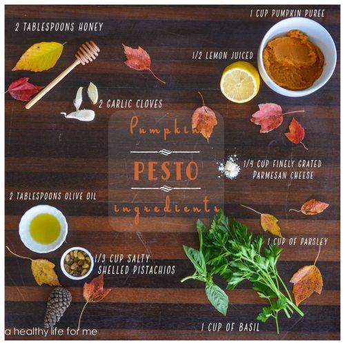 Pumpkin Pesto Ingredient | ahealthylifeforme.com