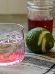 cranberry vodka spritzer recipe | ahealthylifeforme.com