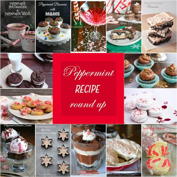 Peppermint Recipe Round Up