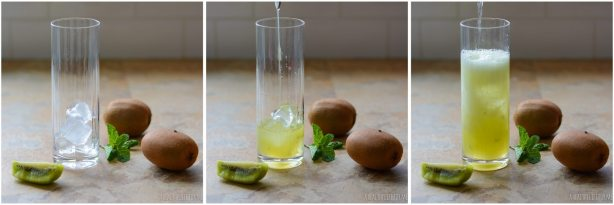 Kiwi Fresh Cocktail Recipe