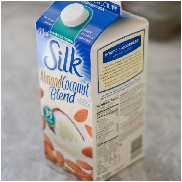 Silk Almond-Coconut Milk