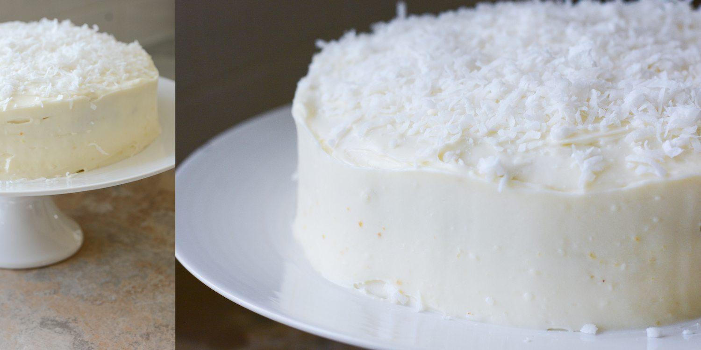 Easter Coconut Cake Recipe