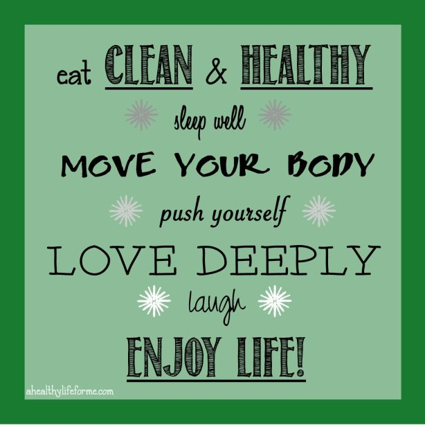 Eat Clean and Healthy