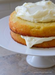 Gluten Free Almond Coconut Cake Recipe   ahealthylifeforme.com