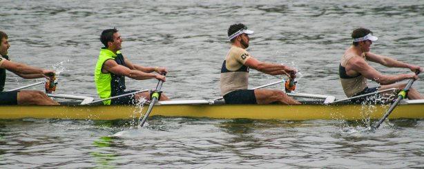 George Washington Mens Rowing Team at the Penn Invite | Eat Clean and Healthy