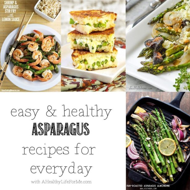 Easy and Healthy Asparagus Recipes for Everyday