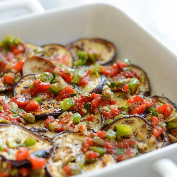 Marinated Eggplant 2