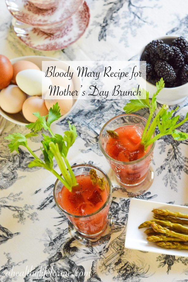Pickled Bloody Mary Recipe for Brunch
