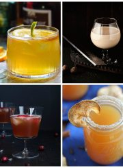 10 Best Cocktails for Fall Recipes | ahealthylifeforme.com