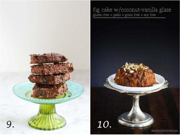 10 Heathy Dessert Recipes for your healthy life gluten free paleo grain free dairy free   ahealthylifeforme.com