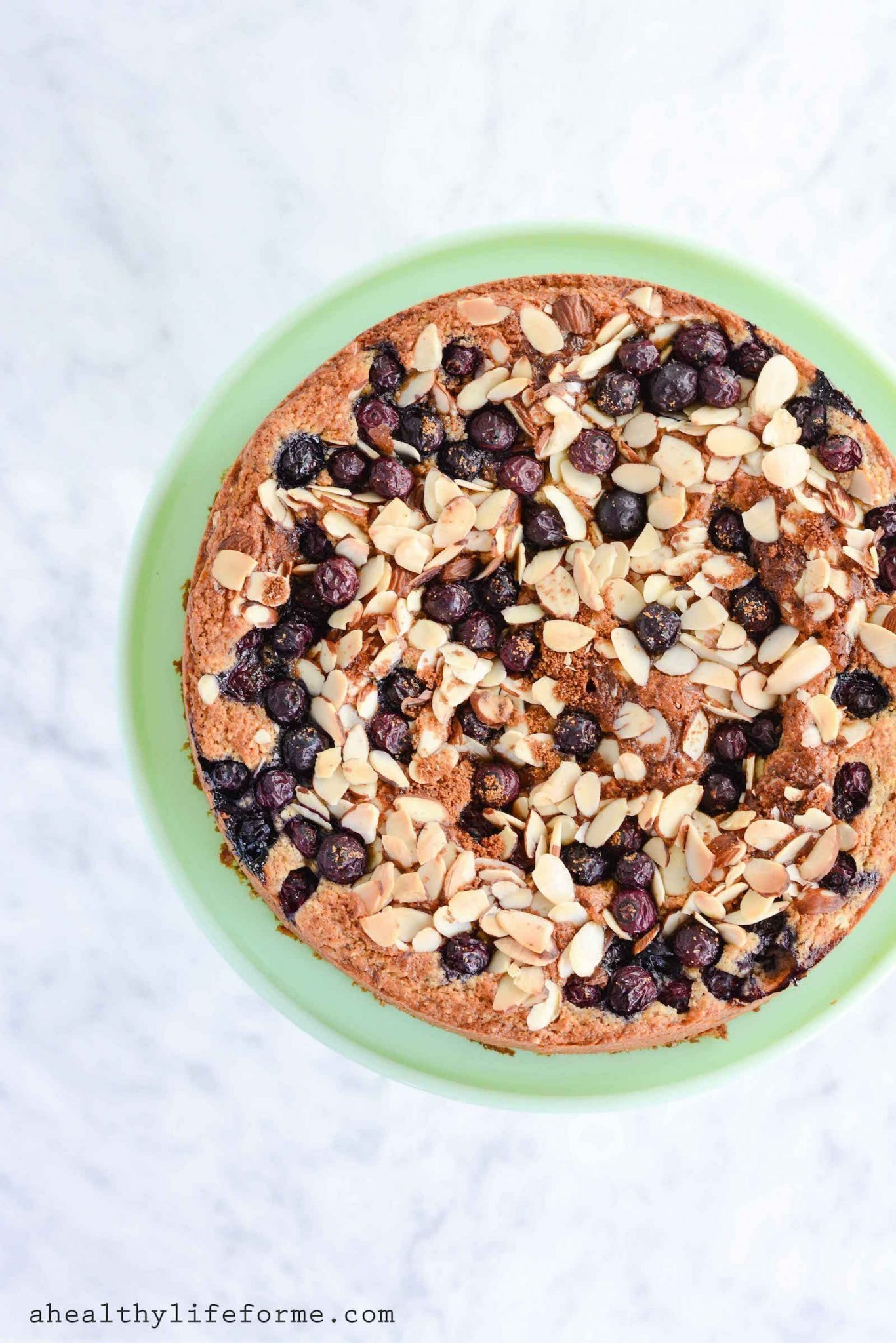 Gluten Free Blueberry Chocolate Cake A Healthy Life For Me