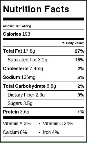 Fennel Zucchini Blueberry Salad Healthy Recipe Clean Eating   ahealthylifeforme.com