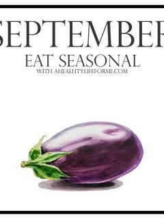 Seasonal Produce Guide for September