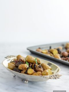 Paleo Baked Potato Salad