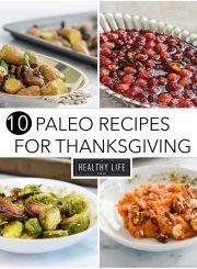 10 Paleo Recipes for Thanksgiving   ahealthylifeforme.com