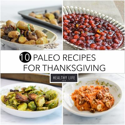 Paleo Recipes for Thanksgiving