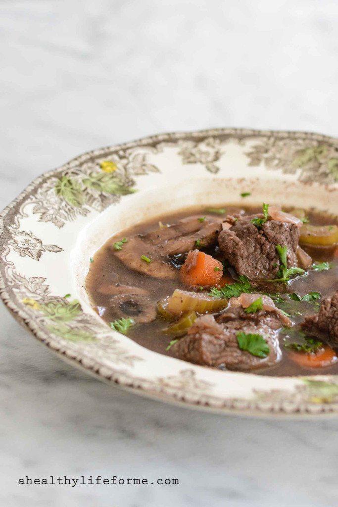 Irish Beef Stew Recipe | ahealthylifeforme.com