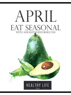 Seasonal Produce Guide for April
