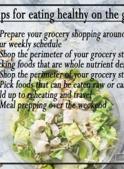 Tips for Eating on the Go   ahealthylifeforme.com