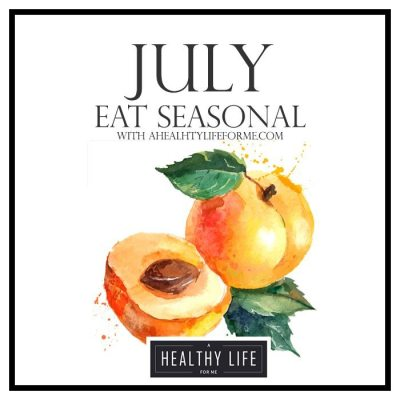 Seasonal Produce Guide for July