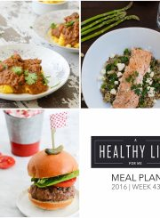 Healthy Meal Planning | ahealhtylifeforme.com