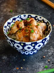 Paleo Orange ChickenOne Pot Under 30 minute Recipe | ahealthylifeforme.com