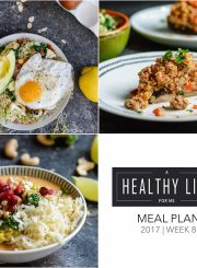 Weekly Meal Plan Week 8 Paleo recipes that are perfect for a weeknight dinner