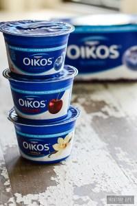 Yogurt Protein Cups Recipe | ahealthylifeforme.com