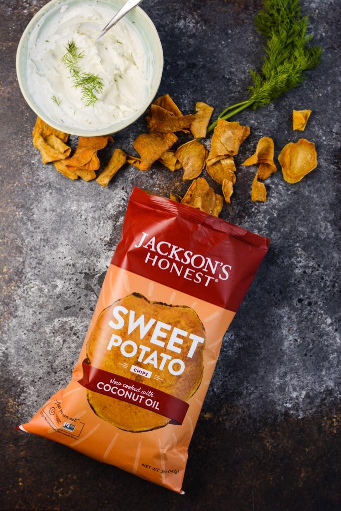 Jackson Honest Sweet Potato Chips
