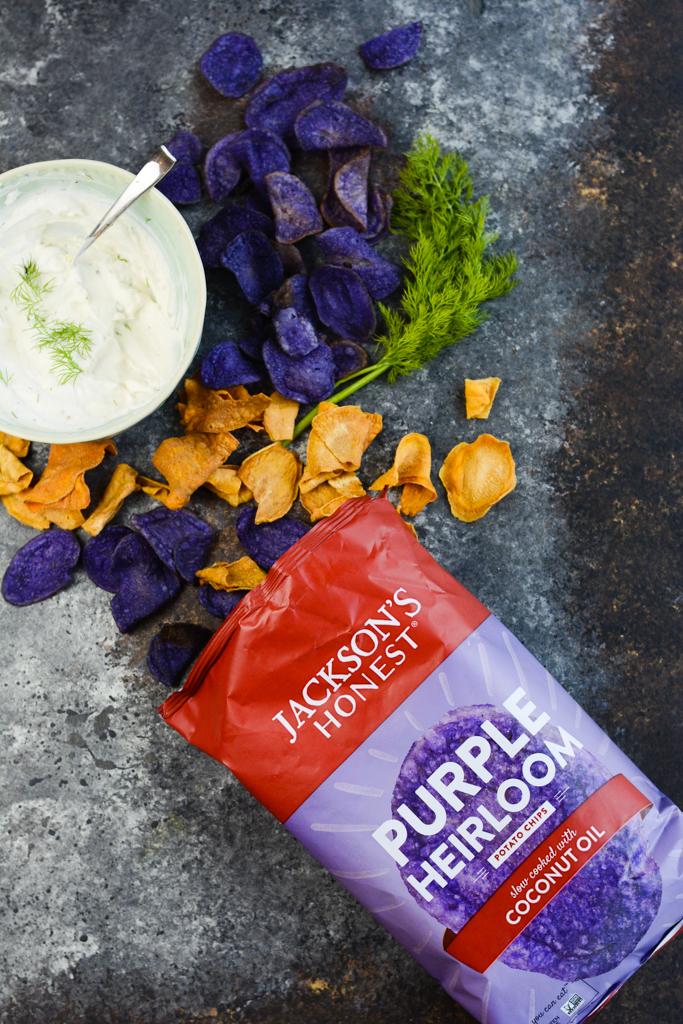 Jacksons Honest Sweet Potato Chips