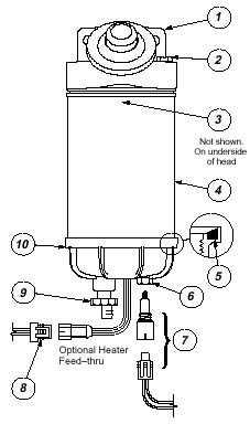 Watts water filter assembly instructions