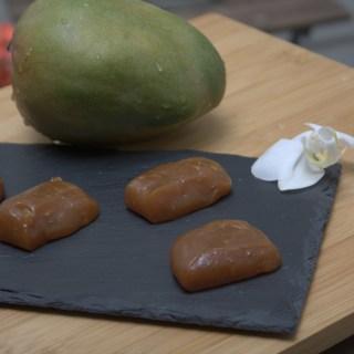 Sticky Mango caramels